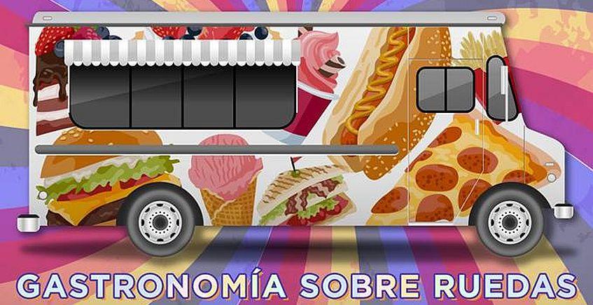 La caravana de gastronetas Locos por el Food Truck, en Alcalá de Guadaíra