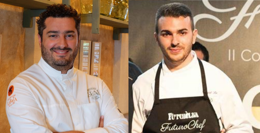 Dos cocineros sevillanos, en la Final de la Copa de Andalucía de Cocina