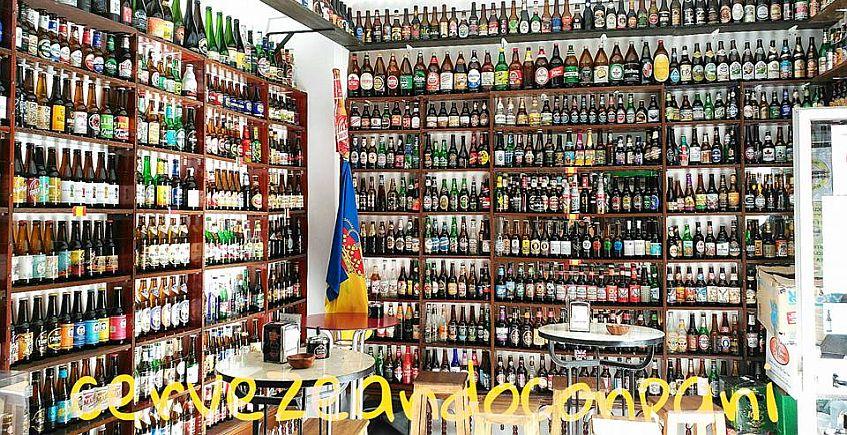 III Feria de la cerveza artesana en Fuentes de Andalucía