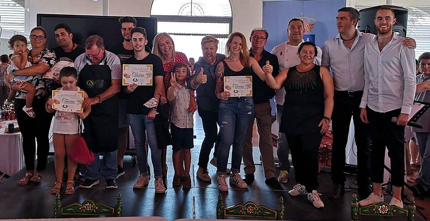 El primer Concurso Gastronómico del Garbanzo Blanco de Fuentes de Andalucía ya tiene ganadores