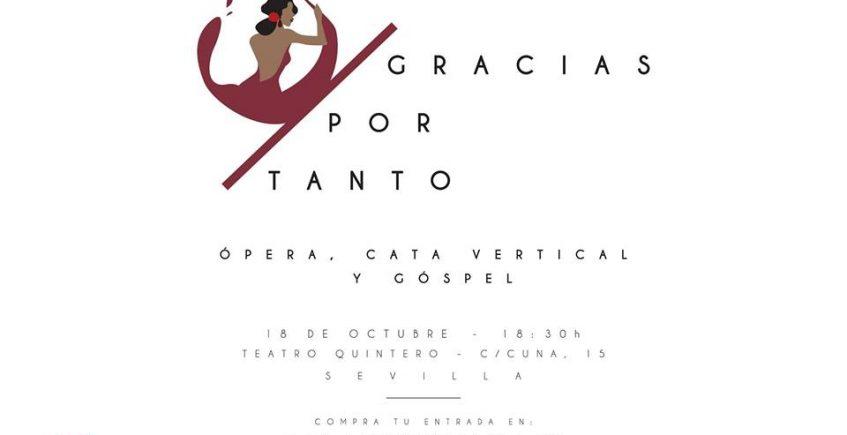 Ópera, cata vertical y gospel