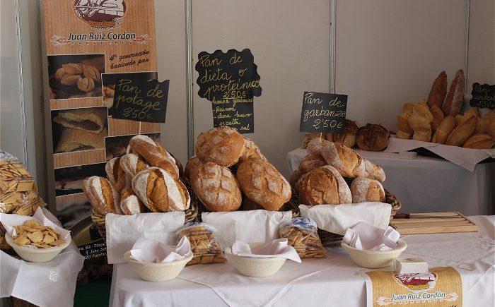 El potaje y el caldito con garbanzos, convertido en pan