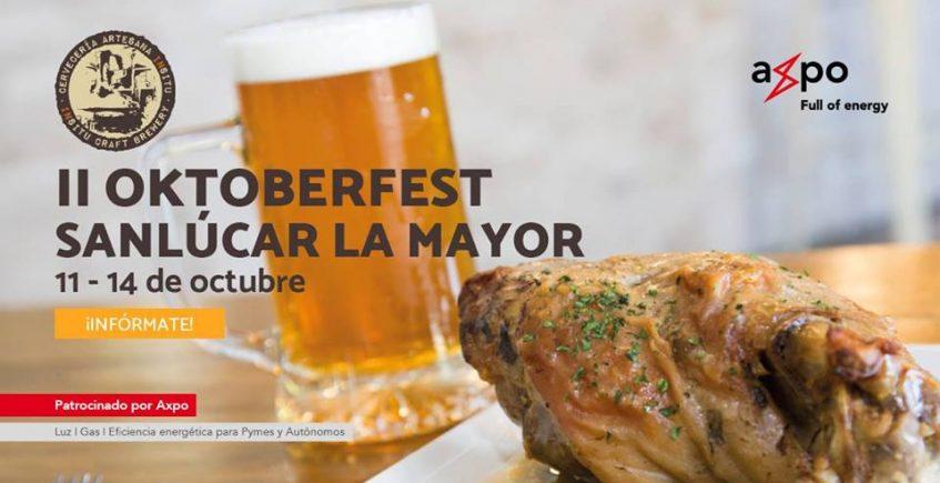 Fiesta de la Cerveza en Sanlúcar la Mayor