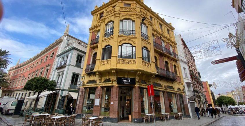 Rocala reabre y se muda al centro de Sevilla