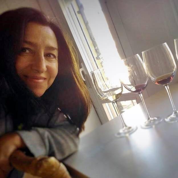 María José P. Agüera, de Vino On. Foto cedida por Vino On