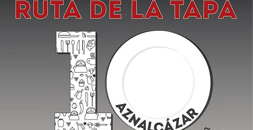 Aznalcázar celebrará su Ruta de la Tapa del 23 al 25 de noviembre