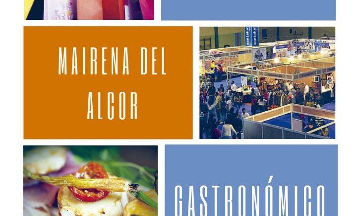 Encuentro comercial y gastronómico en Mairena del Alcor