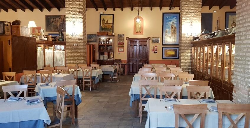 Salón interior. La Resolana. Foto cedida por establecimiento