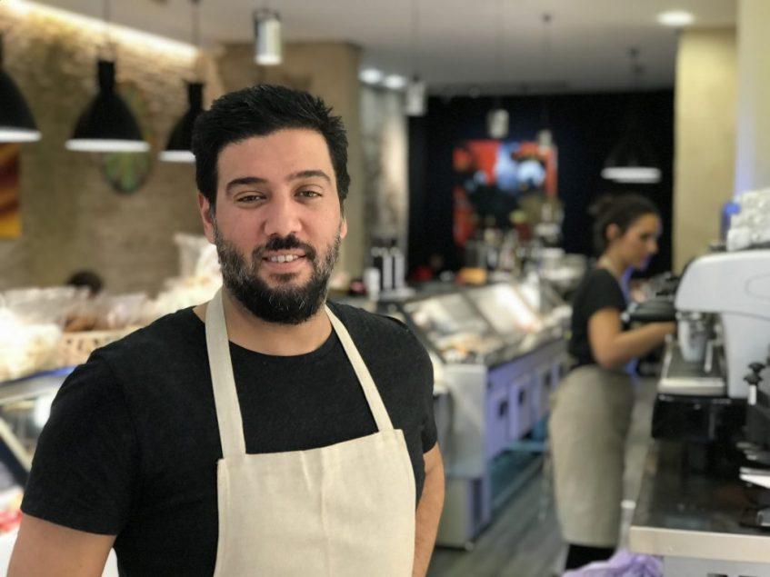 Juan Manzano, uno de los socios. Foto: Cosas de Comé