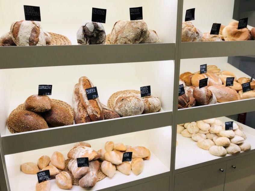 Los panes artesanos. Foto: Cosas de Comé