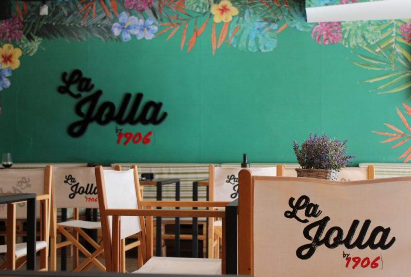La sala de La Jolla. Foto: Cosas de Comé
