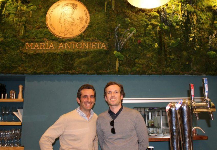 Los socios, Rodrigo y Alberto. Foto: Cosas de Comé