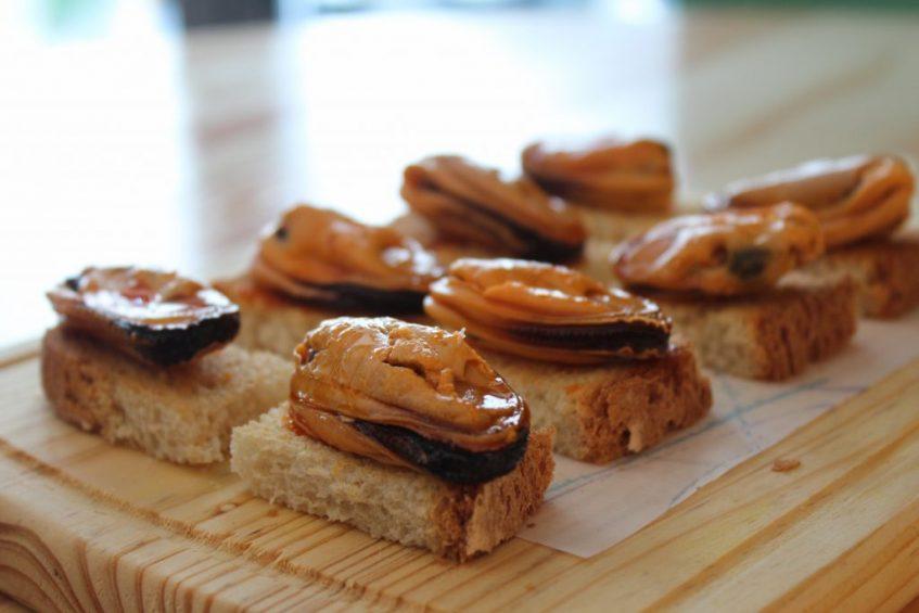 Mejillones en escabeche. Foto: Cosas de Comé
