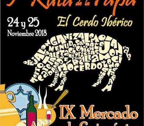Castilblanco celebra su Ruta de la Tapa a partir del día 24 de noviembre