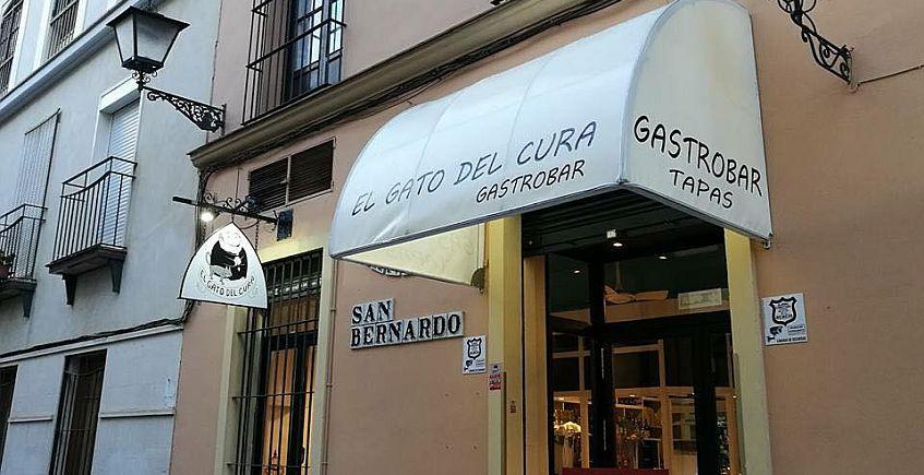 """Cata """"Catacroker"""" en El Gato del cura"""