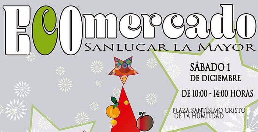 Ecomercado en Sanlúcar La Mayor