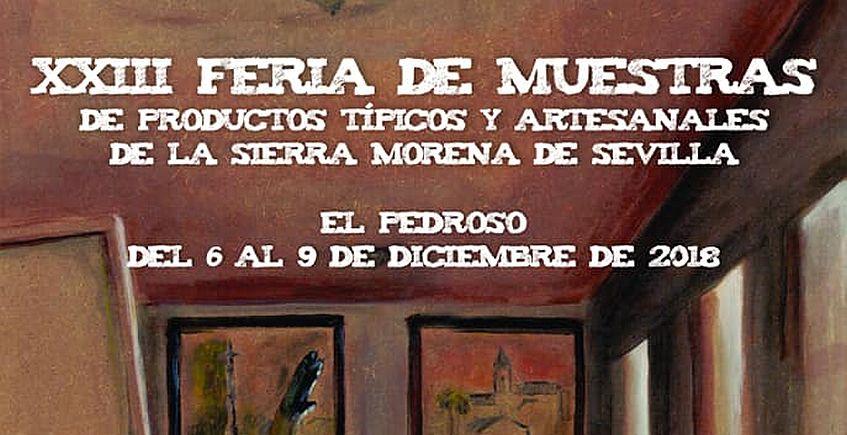 El Pedroso celebra su Feria de Muestras del 6 al 9 de diciembre