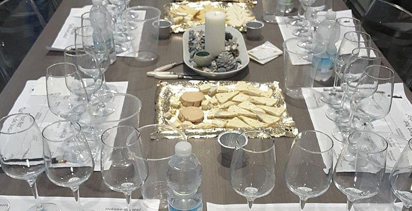 Cata de vinos tintos de la provincia de Sevilla
