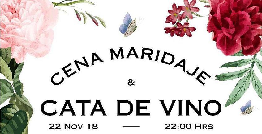Cena maridaje con vinos de Lustau en Papirusa