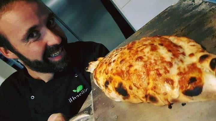 Alessandro di Candia, en su restaurante. Foto cedida por establecimiento