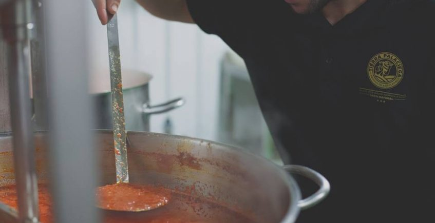 El pisto gourmet que llevará tomate de los Palacios