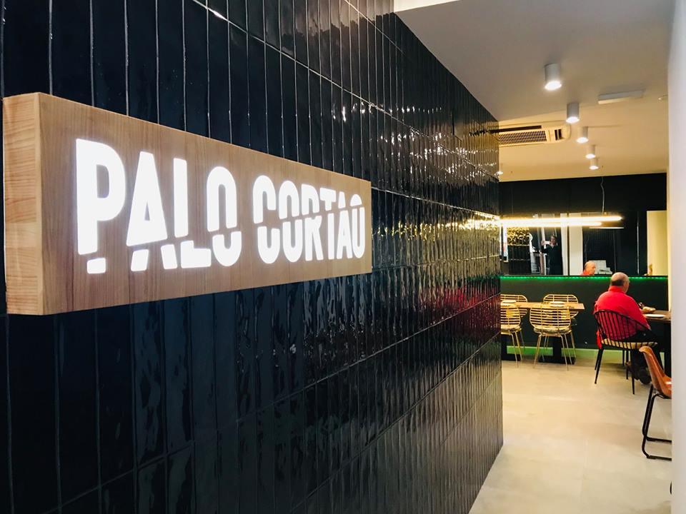 Palo Cortao, en su nueva ubicación. Foto: Cosas de Comé