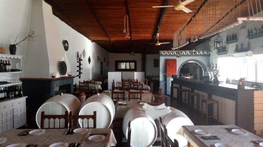 Interior del Restaurante Pepe León. Foto: Cosas de Comé