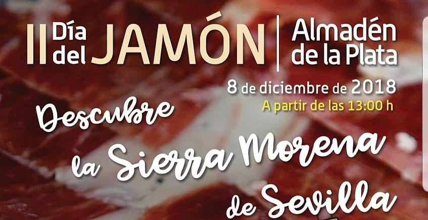 Día del jamón en Almadén de la Plata