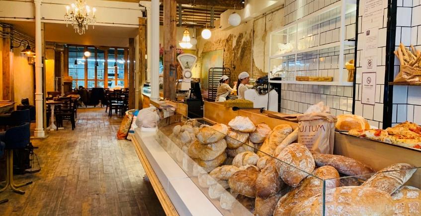 Crustum: para hacer pan de verdad hay que empezar a las 2 de la mañana