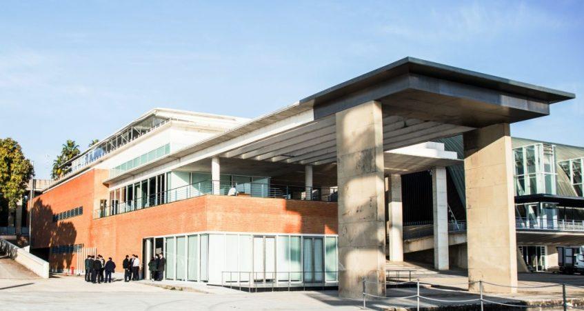 Sede de la Escuela Superior de Hostelería de Sevilla. Foto cedida por empresa