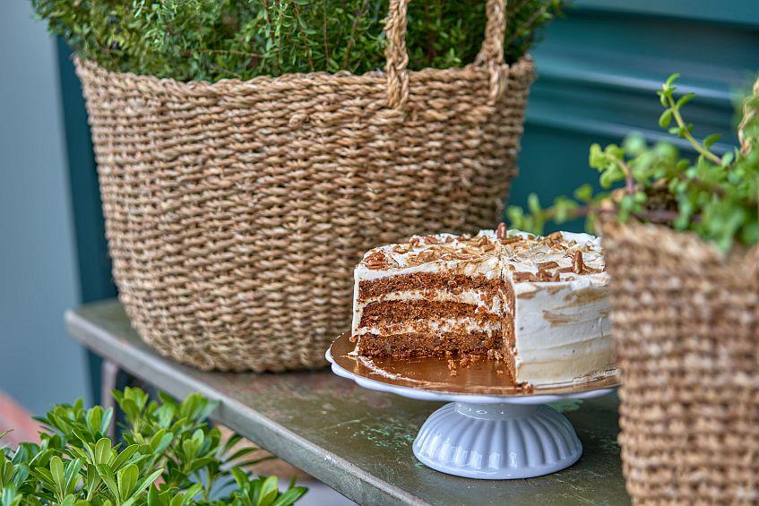 Una de las tartas de Sweet Bakery. Fotos de MisterWils.
