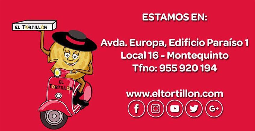 El Tortillón ya tiene abierto su nuevo establecimiento en Montequinto