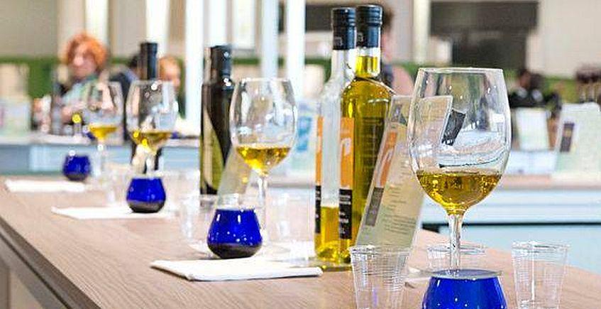 24 de enero. Sevilla. Cata de aceite de oliva