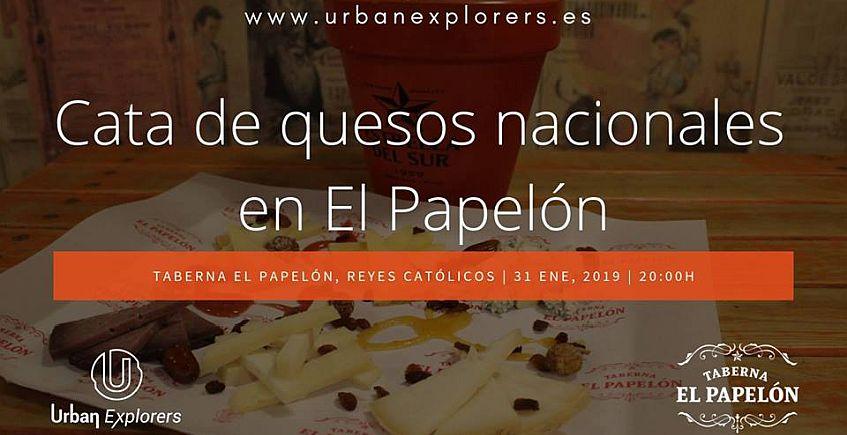 31 de enero. Sevilla. Cata gratuita de quesos nacionales en El Papelón