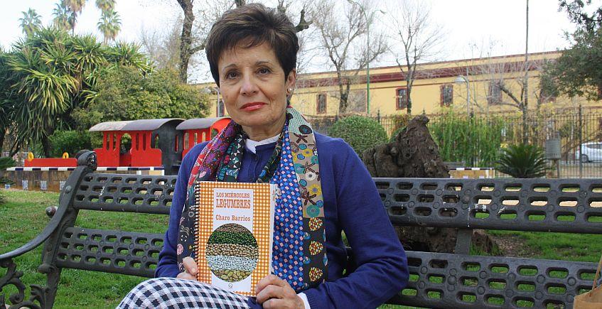 27 de enero. Mairena del Aljarafe. Presentación del libro Los miércoles, legumbres de Charo Barrios con degustación
