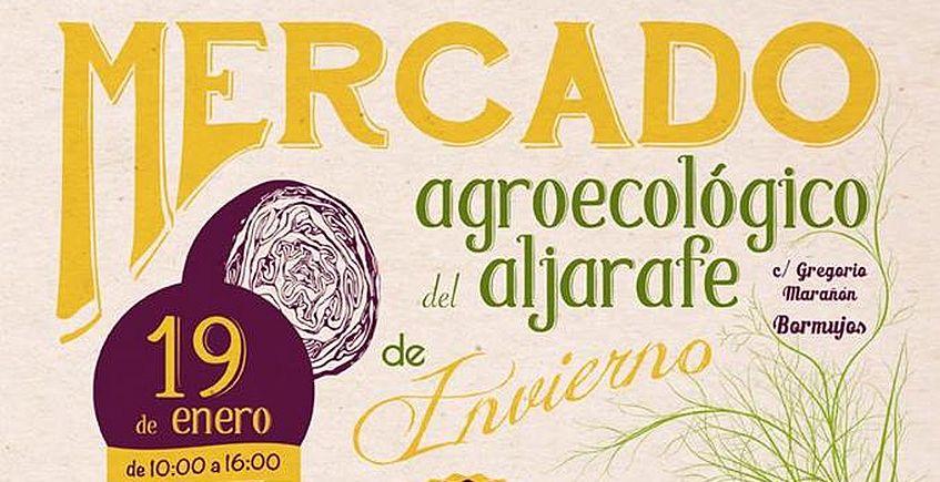 19 de enero. Bormujos. Mercado Agroecológico del Aljarafe con debate sobre el pan