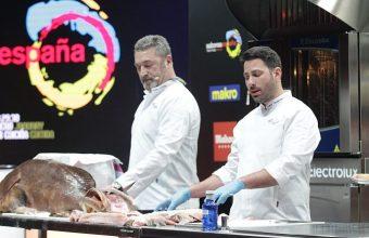 30/09/2019 Madrid Fusion 2019  Aprovechamiento integral de los pescados . foto: Isabel Permuy ARCHDC