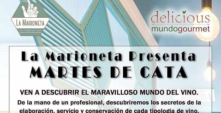 29 de enero. Sevilla. Martes de cata en La Marioneta