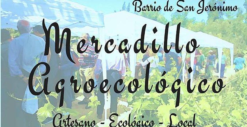 26 de enero. Sevilla. Mercadillo agroecológico en el barrio de San Jerónimo
