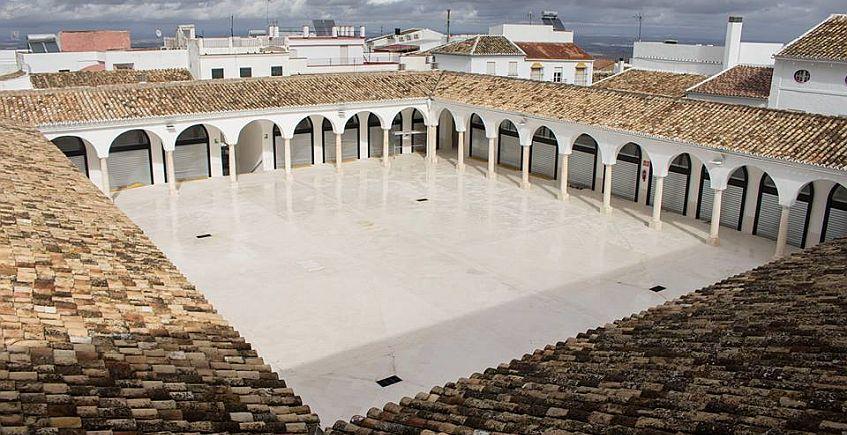 6 de febrero. Estepa. Inauguración de la Plaza de Abastos