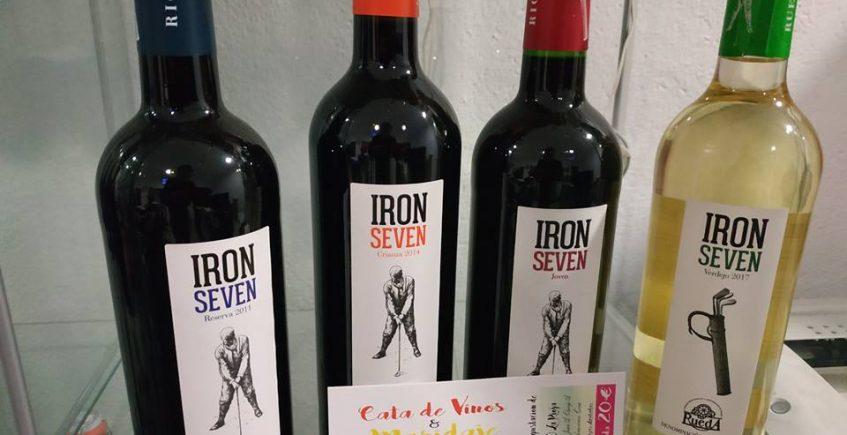 25 de enero. Sevilla. Cata de vinos de La Rioja