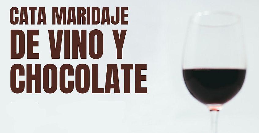 7 de febrero. Sevilla. Cata maridaje de vino y chocolate