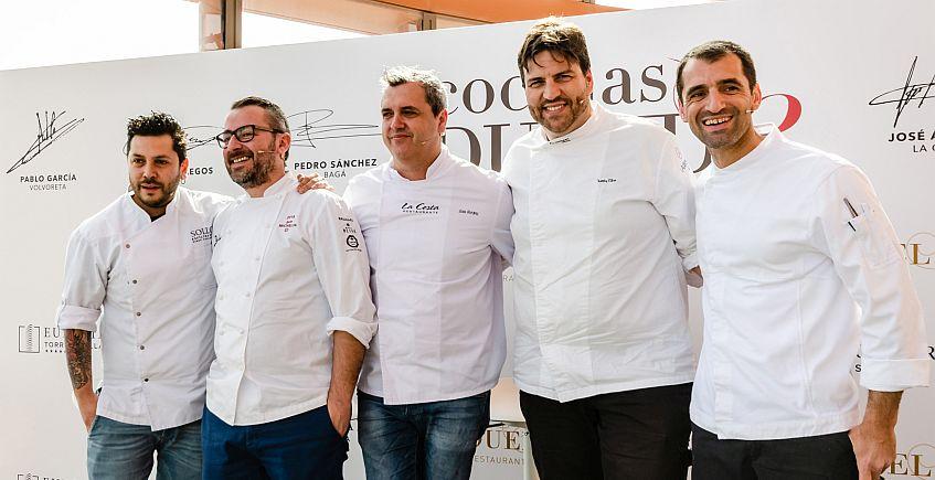 La gastronomía andaluza se gana el cielo de Sevilla