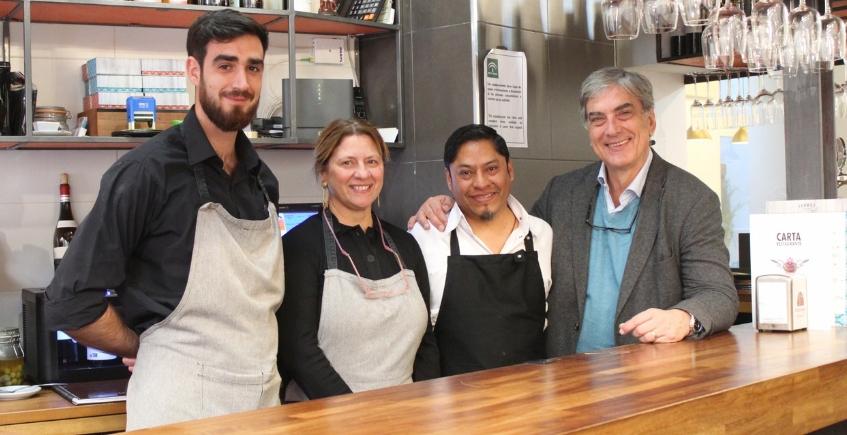 Chiripa: cocina Mexi-Terránea en el corazón de Sevilla