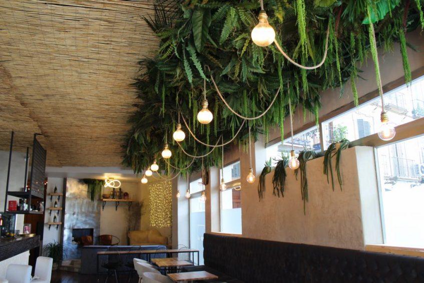 Interior del establecimiento. Foto: Cosas de Comé