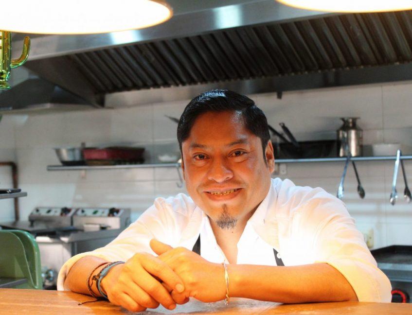 Gerardo Vega, el chef. Foto: Cosas de Comé
