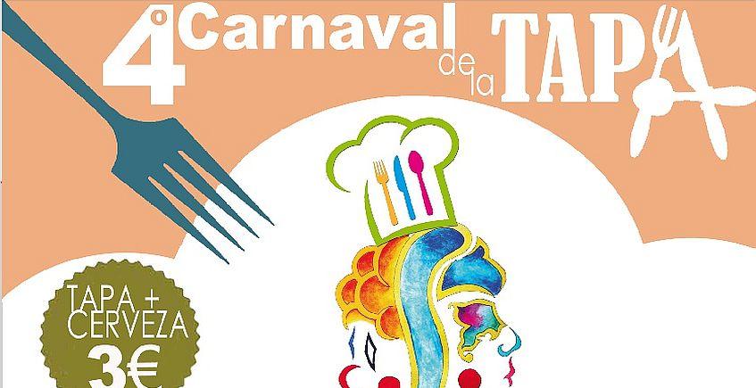 Del 15 al 3 de marzo. Carnaval de la Tapa en Gines