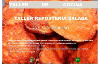 reposteria salada