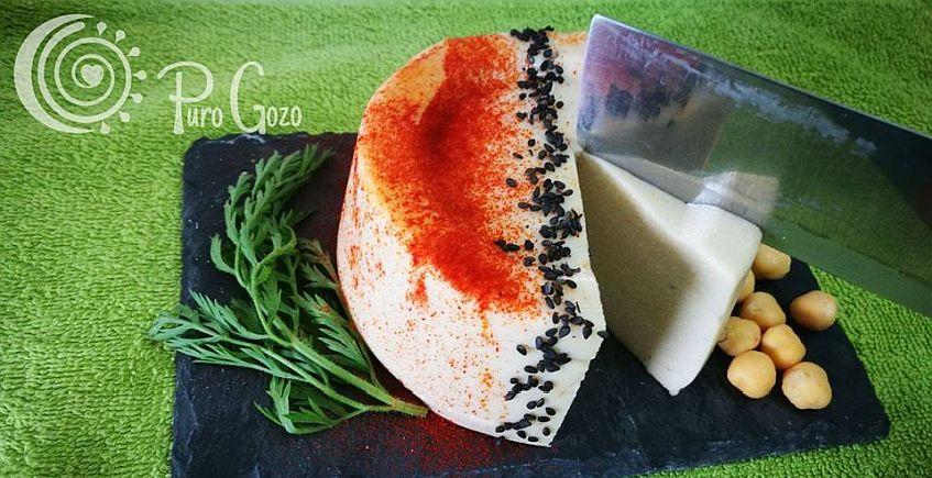 23 de febrero. Sevilla. Taller de quesos y patés veganos