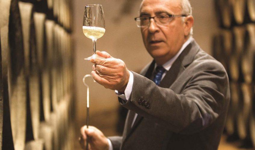 Antonio Flores, enólogo y master blender de Tio Pepe. Foto cedida